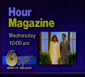 WCPX-TV's Hour Magazine Video ID - Early 1986