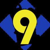 KMSP Channel 9 logo - 1993