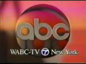 ABC Network ident with WABC-TV New York byline - Fall 1996