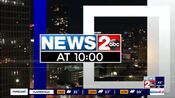 WKRN News 2 10PM open - Late Fall 2020
