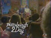 KDKA TV2 - Pittsburgh 2Day - Monday promo for - April 26, 1982