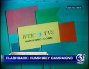 WTIC-TV's Channel 3 Video ID From October 1968