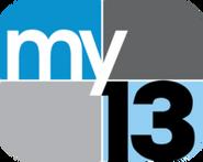 My 13 logo