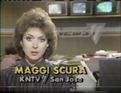 KNTV News 11 11PM - Tonight ident for May 31, 1984