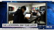 KNTV NBC Bay Area News Today In The Bay 5AM open - March 15, 2021