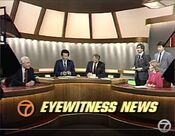 WABC Channel 7 Eyewitness News 6PM open - December 24, 1984
