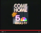 KXAS-TV's+Come+Home+To+Channel+5+Video+Promo+From+Late+1986
