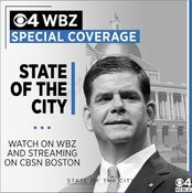 WBZ News - State Of The City - Special Coverage - Tonight promo for January 7, 2020