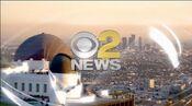 KCBS CBS2 News 11AM open - Mid-Spring 2010