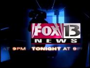 Fox 13 Memphis Tonight at 9:00 (1998-2003)