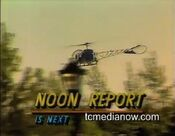 WCCO News, The 12PM Report - Next promo for May 8, 1985