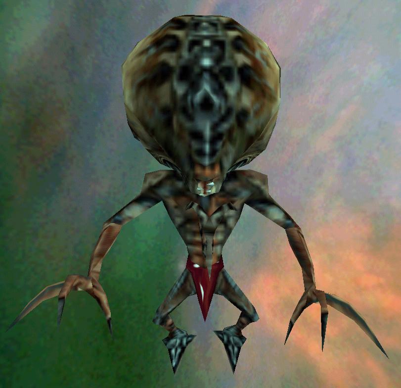 Alien Controller