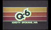 KHQ Q6 ident - 1981