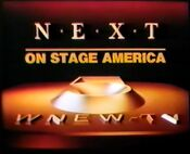 WNEW Channel 5 - On Stage America - Next bumper for September 15, 1984