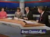 WNBC Newschannel 4 6PM open - November 12, 1996
