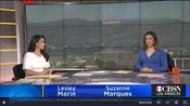 KCBS CBS2 News 11AM open - November 27, 2020