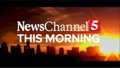 WTVF Newschannel 5 This Morning - New Day - Weekday Mornings promo - Late January 2021