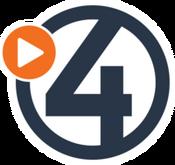 KXLY 4 logo - Early July 2019