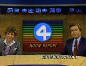 WCCO News, The Noon Report close - May 6, 1985