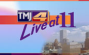 WTMJ-TV's Today's TMJ 4 Live At 11 Video Open From The Mid 1990's