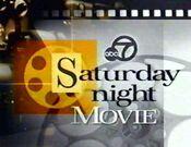 KABC ABC7 - Saturday Night Movie open - 2002