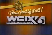 WCIX Channel 6 - Merry WCIX-mas ident promo-id - Mid-Late December 1984