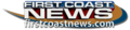 First Coast News logo with website