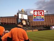 WJZ-TV's+WJZ+13+Eyewitness+News'+First+Warning+Weather+With+Chelsea+Ingram+Video+Promo+From+May+2013