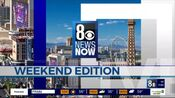 KLAS 8 News Now Weekend Edition open - The Week Of January 25, 2021