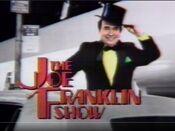 WOR Channel 9 - The Joe Franklin Show open - 1985