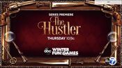 ABC Network - The Hustler - Series Premiere - Thursday promo with WLS-TV Chicago ID bug for January 14, 2021