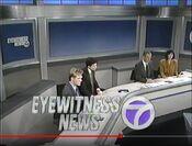 WABC Channel 7 Eyewitness News 11PM open - January 18, 1991