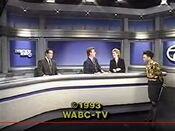 WABC Channel 7 Eyewitness News 11PM Weekend close - April 4, 1993