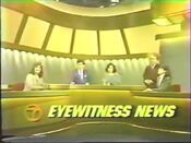 WABC The 5PM Channel 7 Eyewitness News open - October 31, 1984