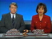 KDKA TV2 Eyewitness News 6PM Saturday open - February 3, 1996