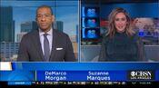 KCBS CBS2 News 11AM open - January 12, 2021