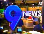 WWOR Channel 9 News 10PM open - September 4, 1989