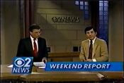 KCBS Channel 2 News, Weekend Report 11PM open - November 23, 1986