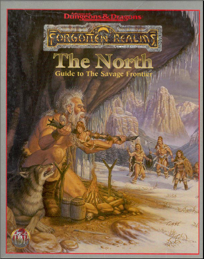 North Faerûn