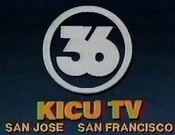 1987 KICU 36 News at Ten Open