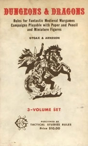 Editions of Dungeons & Dragons