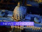 WCCO News 12PM open - 1990
