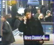 WNBC Newschannel 4 11PM open - February 9, 2000
