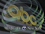 ABC Network ident with WABC-TV New York byline - Fall 1989