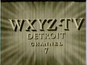 WXYZ 1948 Logo