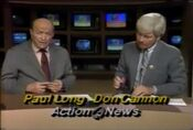 WTAE Channel 4 Action News 11PM open - May 1, 1985