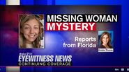 WABC Channel 7 Eyewitness News - Missing Woman Mystery - Continuing Coverage promo for Mid-Late September 2021