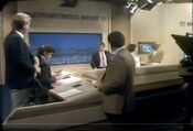 KABC Channel 7 Eyewitness News 11PM open - February 16, 1987