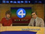WCCO News, The Noon Report open - May 8, 1985