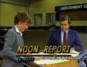 WCCO News, The Noon Report - Next promo for May 6, 1985